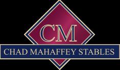 Chad Mahaffey Stables - Logo
