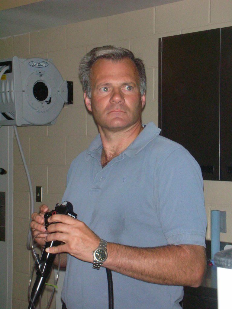 Chad Mahaffey Stables - Dr. Kent Sullivan, V.M.D.