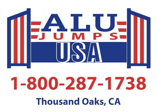 Chad Mahaffey Stables - ALU Jumps USA